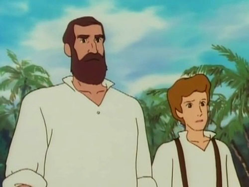 I papà dei cartoni animati degli anni 80 – NeroBold