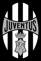 Nerogoal evoluzione grafica di alcuni loghi della serie a for Logo juventus vecchio