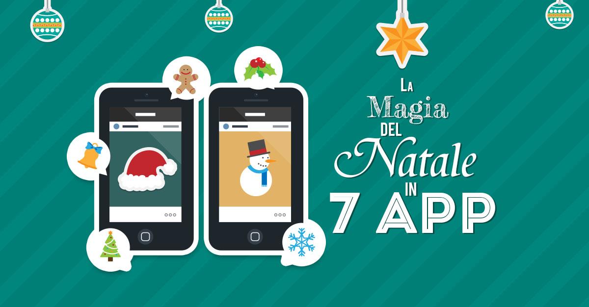 La Magia del Natale in 7 App