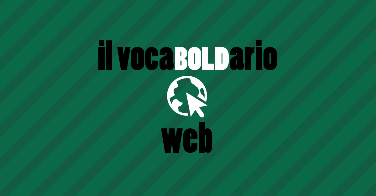 Vocaboldario web