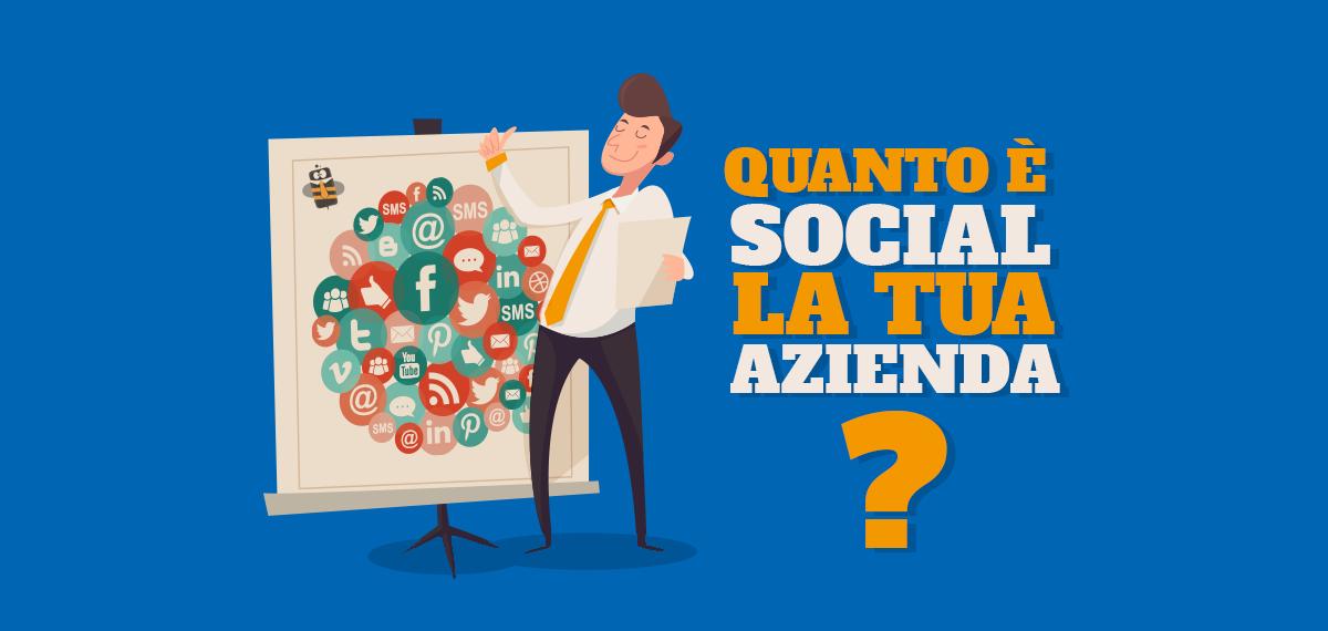 Quanto è social la tua azienda