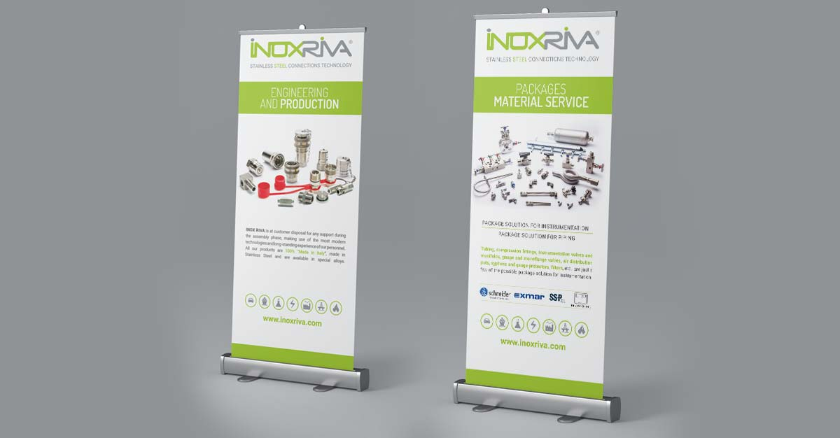 Inox Riva Roll Up