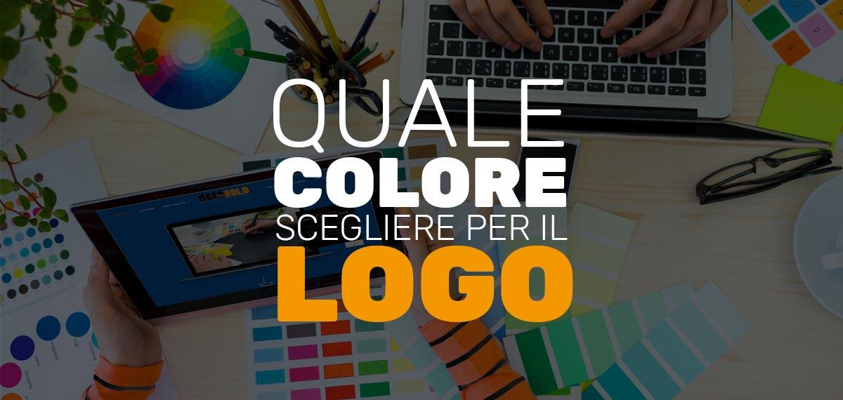 Quale colore scegliere per il logo