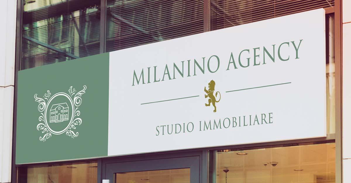 Milanino Agency insegna
