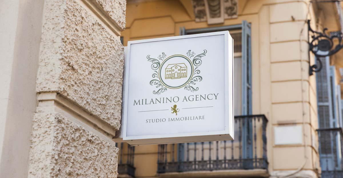 Milanino Agency Logo
