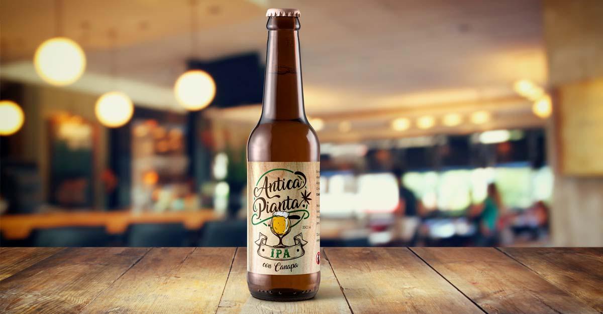 Birra Antica Pianta