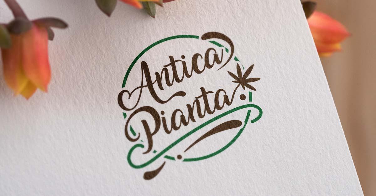 Antica Pianta Logo