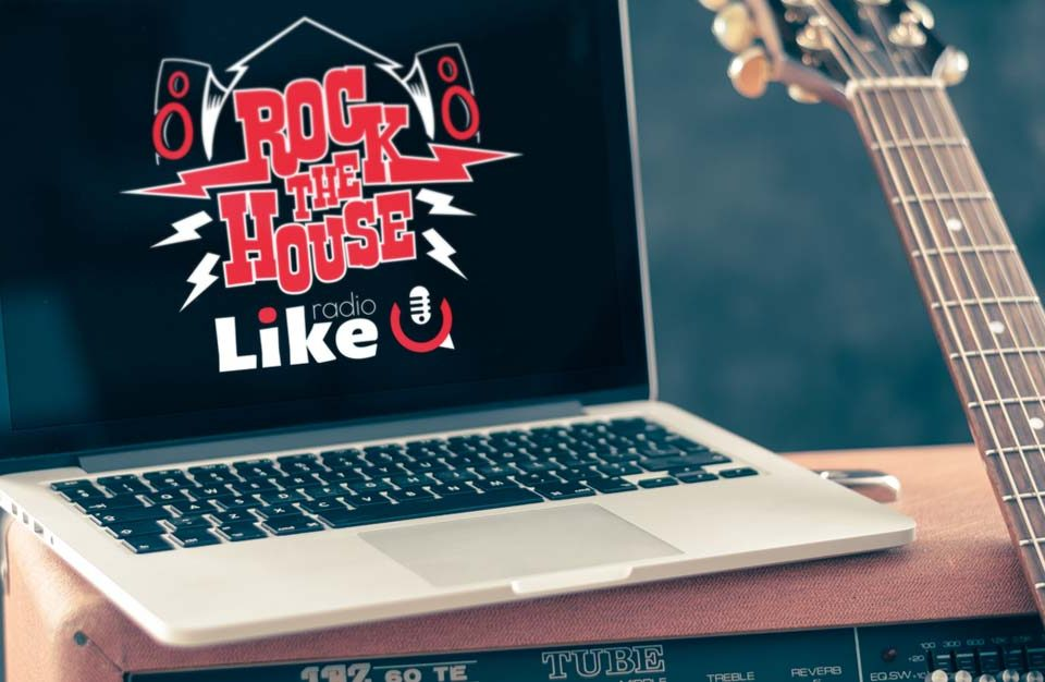 Rock The House Logo