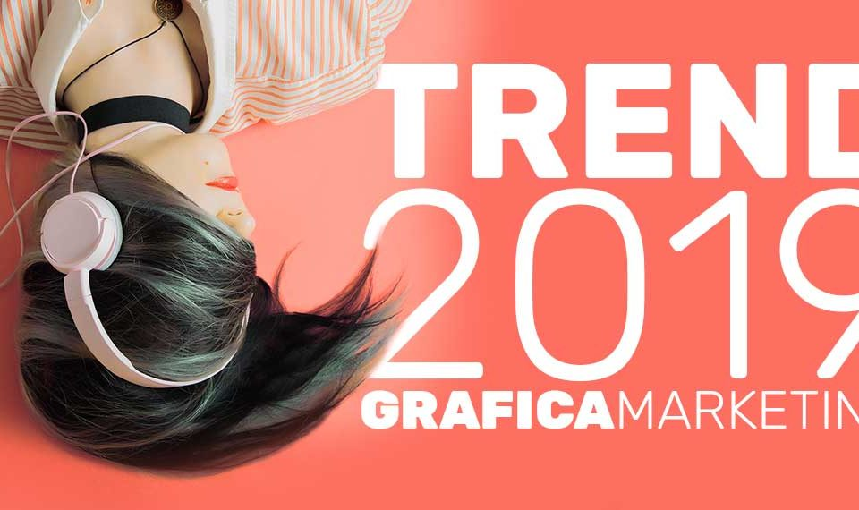 Trends 2019 Grafica e Web