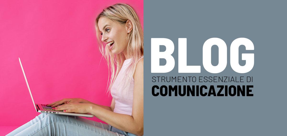 Blog: strumento di comunicazione aziendale
