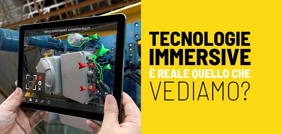 Tecnologie immersive