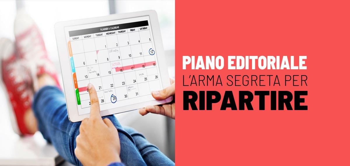 Piano editoriale