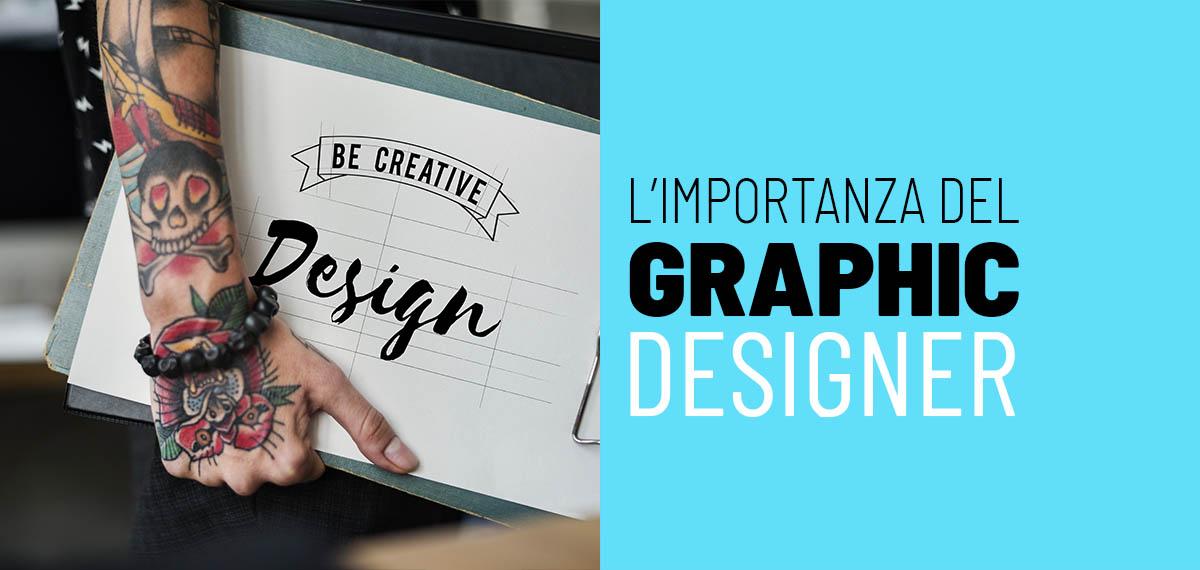 Graphic designer: 5 motivi (più 1) per cui non potrai più farne a meno