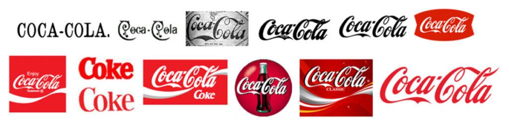 Coca Cola storia del logo