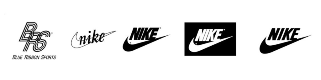 Nike storia del logo