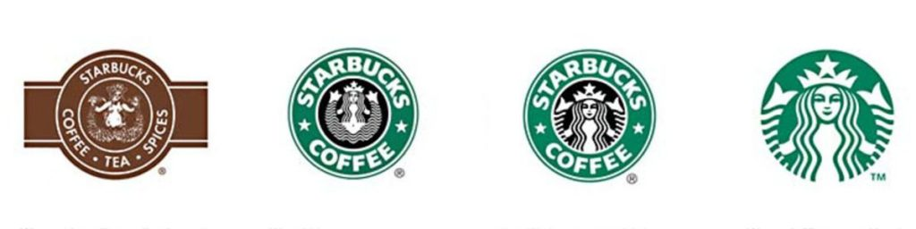 Starbucks storia del logo