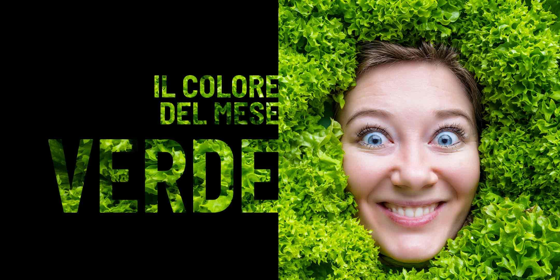 Il colore del mese: verde